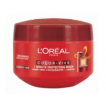 L'Oreal Color Vive Mask 300ML- 0976 - 3600521708620