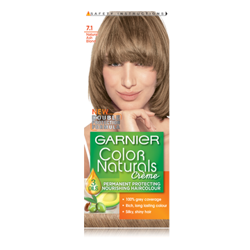 Garnier Color Naturals No 7.1 Ash Blonde - 0436 - 3610340030420