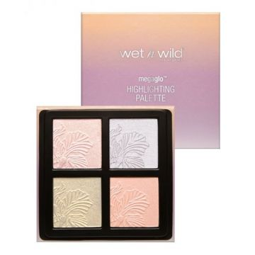 Wet n Wild Megaglo Highlighting Palette - Illuminatrice - 339