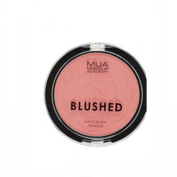 MUA Blushed Matte Blush Powder - Papaya Whip