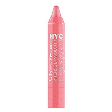 NYC City Proof Twistable Intense Lip Color - Parsons Pink