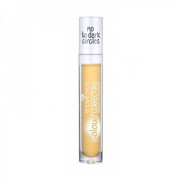 Essence Colour Correcting Liquid Concealer - Pastel Yellow (20) - US