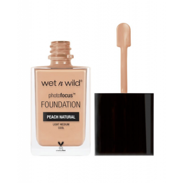 Wet n Wild PhotoFocus Foundation - 367C Peach Natural