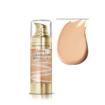 Max Factor Skin Luminizer Miracle Foundation - Pearl Beige 35 - 4084500158504