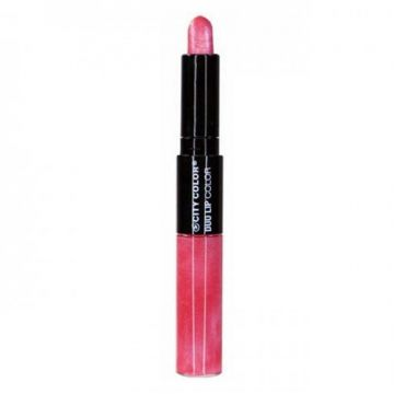 City Color Dual Lip Color - Pink - BB