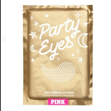 Pink Gold Hydrogel Eye Mask - Party Eyes
