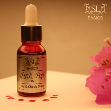 SL Basics Pink Pop Tint - 15ml