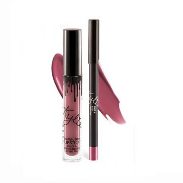 Kylie Matte Liquid Lipstick & Lip Liner - Poise 4.25g - US