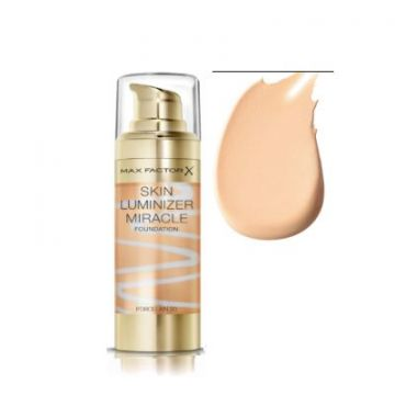 Max Factor Skin Luminizer Miracle Foundation #30 Porcelain - 4084500158412