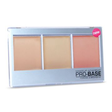 MUA Pro-Base Conceal & Brighten Kit - Porcelain