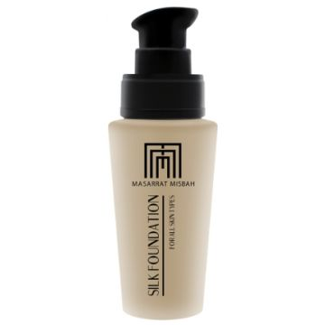 Masarrat Misbah Makeup Silk Foundation - Porcelain