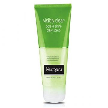 Neutrogena Visibly Clear Pore & Shine Daily Scrub - 150ml