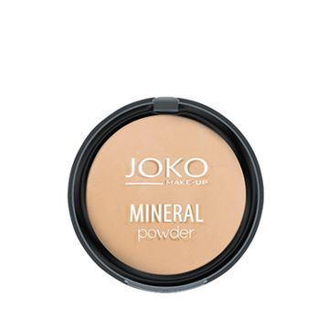 JOKO Makeup Mineral Baked Powder - 01 Transparent - NJPU60054-B