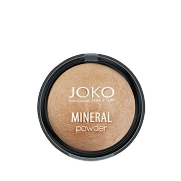 JOKO Makeup Mineral Baked Powder - 05 Light Bronze - NJPU60062-B