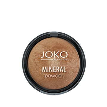 JOKO Makeup Mineral Baked Powder - 06 Dark Bronze - NJPU60064-B