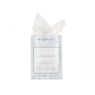 NuFACE Prep-N-Glow Cleansing Cloth 5pk - 30394