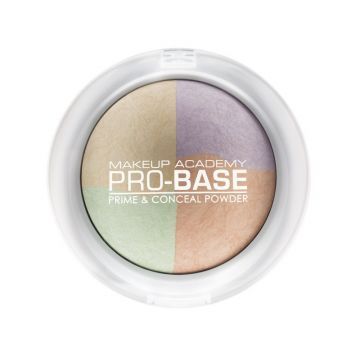 MUA Pro-Base Prime & Conceal Powder - Multi