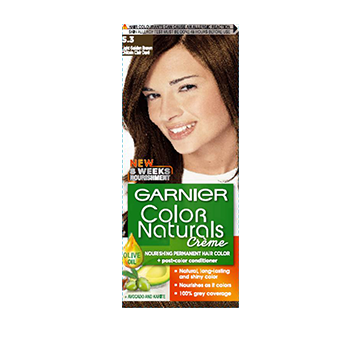 Garnier Color Naturals 5 Light Brown-0306 - 375 - 8964000462287