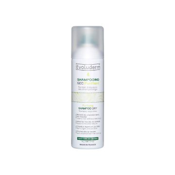 Evoluderm Dry Shampoo - 200ml