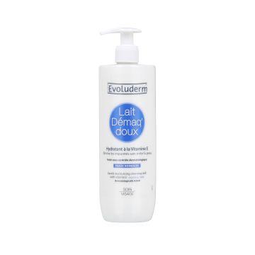Evoluderm Make Up Remover Normal Skins - 500ml