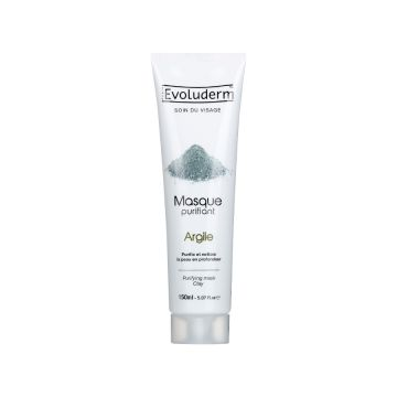 Evoluderm Face Mask Clay - 150ml