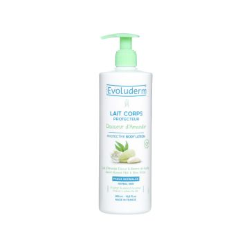 Evoluderm Body Lotion Douceur Amande - 500ml