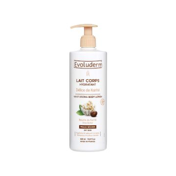Evoluderm Body Lotion Delice Karite - 500ml
