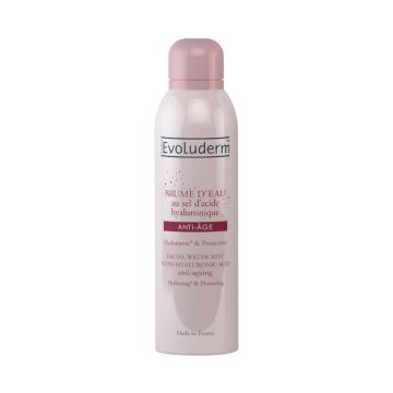 Evoluderm Facial Water Mist Anti Ageing - 150ml
