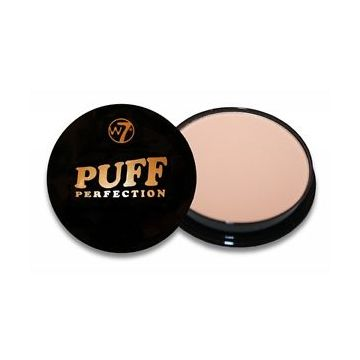 W7 Cosmetics Puff Perfection All In One Cream Powder Compact - Fair