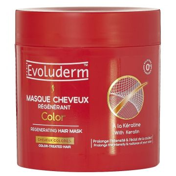 Evoluderm Hair Mask Color - 500ml