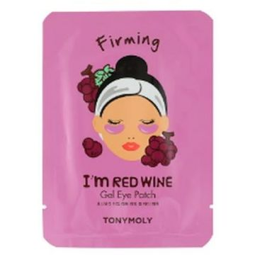 TonyMoly I'm Red Wine Gel Eye Patch