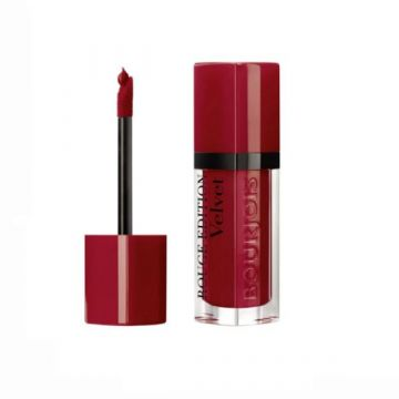 Bourjois Velvet Liquid Lipstick - T15 Red-volution - 3052503261515