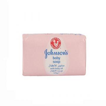 Johnson's Regular soap 125gm - 6291100761906