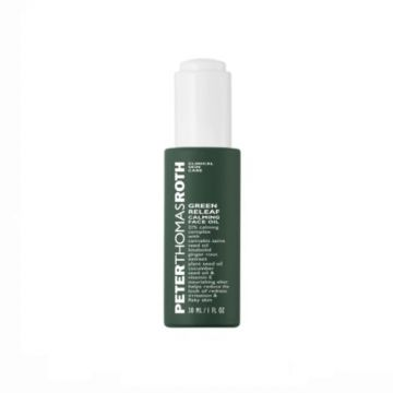 Peter Thomas Roth Green Releaf Calming Face Oil 30ml - 15-01-123