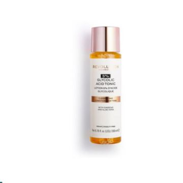 Makeup Revolution Skincare 5% Glycolic Acid Toner