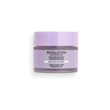 Makeup Revolution Skincare Toning Boost Bakuchiol Eye Cream