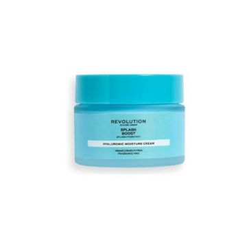 Makeup Revolution Skincare Water Boost Cream with Hyaluronic Acid