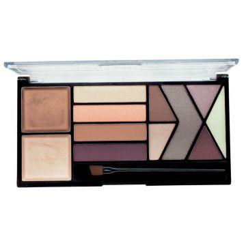MUA Eyeshadow 12 Shade Rhapsody Palette