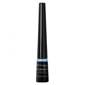 Rimmel Exaggerate Liquid Eyeliner - Waterproof Eyeliner - 034-003 - 3607342493032