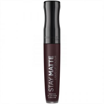 Rimmel London Stay Matte Liquid Lip Color - Devotion - 870 - 3614225050824