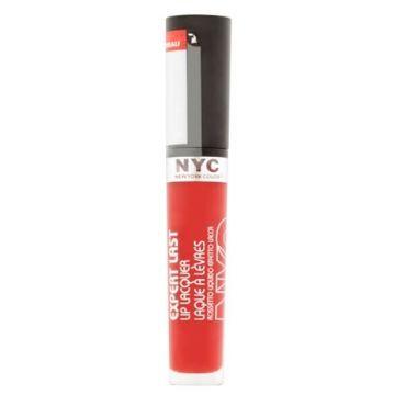 NYC Expert Last Lip Lacquer - Rockaway Ruby - BB