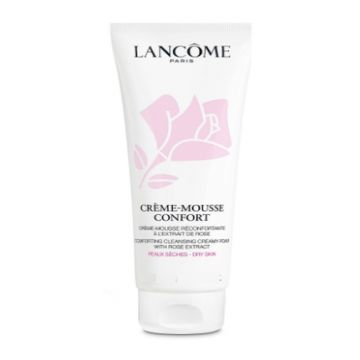 Lancome Comforting Cleansing Creamy Foam With Rose Extracts - 50ml
