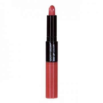 City Color Dual Lip Color - Rose - BB