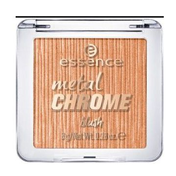 Essence Metal Chrome Blush - My Name is Gold Rose Gold - US