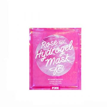 Pink Rose Hydrogel Sheet Mask