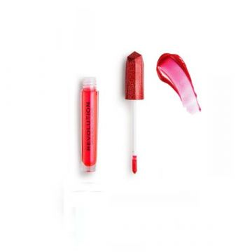 Makeup Revolution Precious Stone Lip Topper Ruby Crush