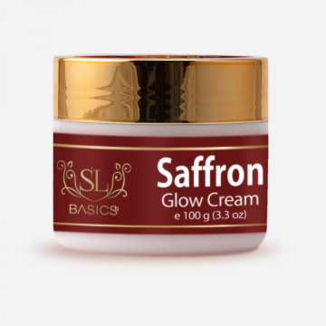 SL Basics Saffron Glow Face Cream - 100g