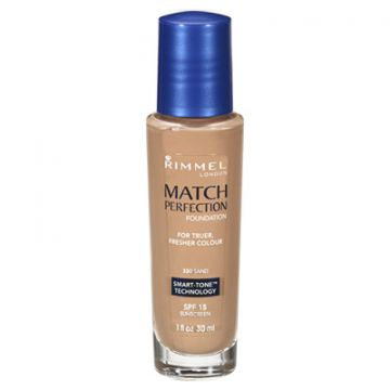 Rimmel Match Perfection Foundation - Sand - 034-300 - 3614220954080