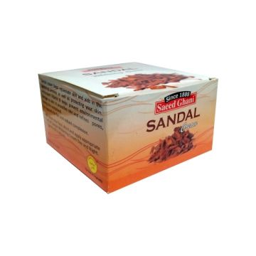 Saeed Ghani Sandal Lotion - 100ml