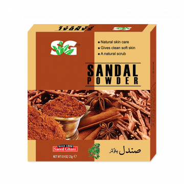Saeed Ghani Sandal Wood Powder - 25gm